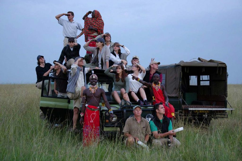 Family vacation amboseli national park