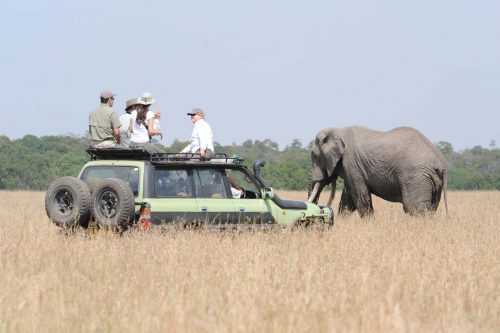 6 Day Kenya Camping Safari